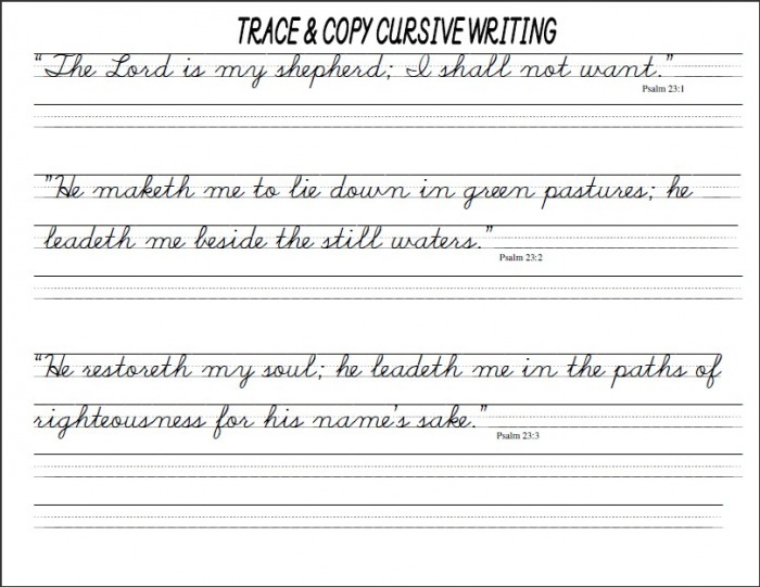 Printables Cursive Writing Worksheets Pdf cursive handwriting worksheets pdf davezan writing scalien